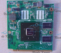P/N:08G2015MF10Q G105 GT105M N10M GE1 B 512M VGA video Graphics card for ASUS M52V M50V M50VM Z99S laptop