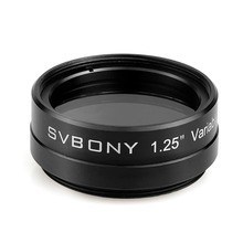 """Wholesale prices SVBONY 1.25"""" Filter Variable Polarizing for Astronomy Monocular Telescope & Eyepiece Filter Excellent Quality F9147"""