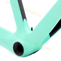 OEM Custom Decal Brand Frame Carbon Road Bike Bicycle Carbon T800 Road Frame Carbon Road Bike