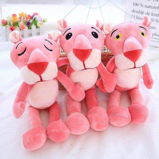 Плюшевая игрушка Фламинго и Розовая пантера 2