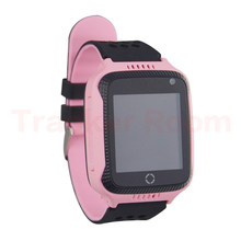 Q528 GPS Mini Tracker for kids With Camera Flashlight Baby Watch SOS Call Location Tracker children Safe(China)