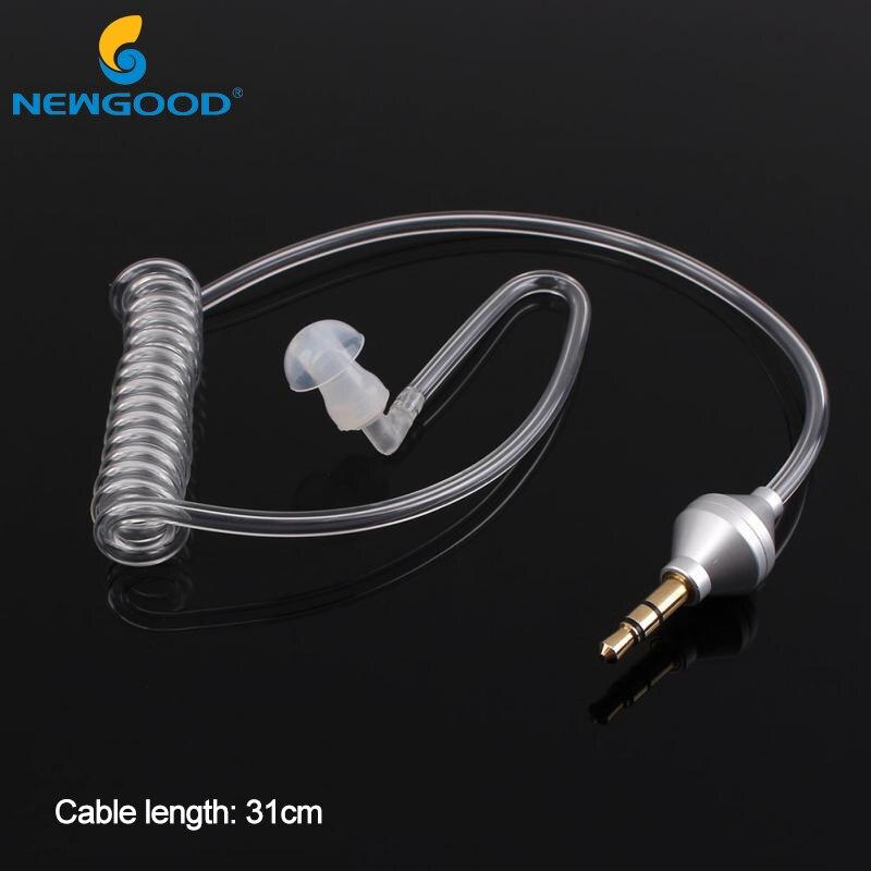 Auriculares universales de 3.5 mm en la oreja antirradiación para - Audio y video portátil - foto 2
