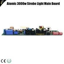 Atômico 3000 peças de luz estroboscópica placa principal atomic3000 strobes luz mainboard substituição mãe placa do programa para a luz do flash