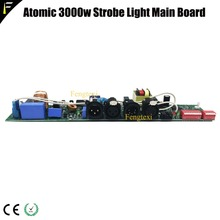 Atomic 3000 Strobe Light Parts Main Board Atomic3000 Strobes Light Mainboard Replacement Mother Program Board For Flash Light