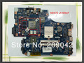 Mainboard original para 5552g new75 la-5911p rev: 1.0 madre del ordenador portátil non-integrated socket s1 totalmente probado