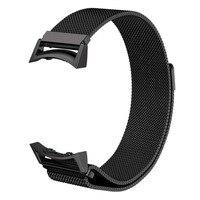 Milanese loop para Samsung Gear S2 banda magnética Extensiones corchete deportes banda para Samsung Gear S2 Smart Watch