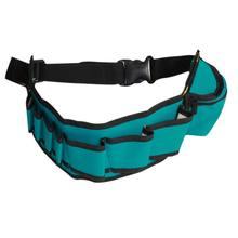 Multi-Bolsillo Porta herramientas lienzo paquete reparación eléctrica  bolsillos bolsa de la cintura impermeable Carpenter Rig Ma. 65197ef6bebf
