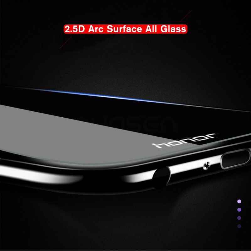 Explosion proof Screen Protector For Huawei Honor 7 9H Tempered Glass Protective Film For Huawei Honor 7 Crystal Glass Film in Phone Screen Protectors from Cellphones Telecommunications