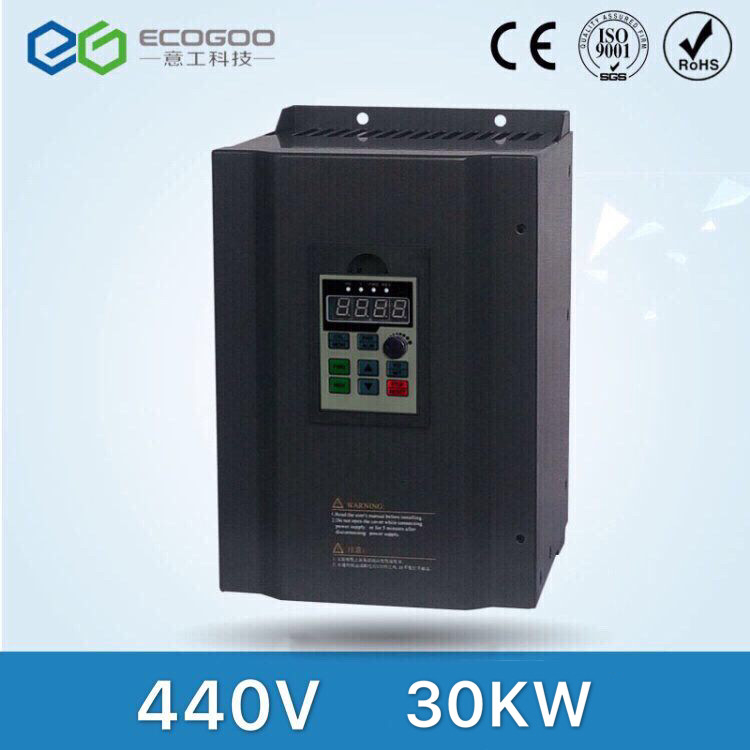 NEW 30KW 40HP 440V 400Hz Variable Frequency Drive Inverter/VFD TECO CNC Driver CNC Spindle motor Speed control