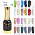 #60751 2016 Hot Sale CANNI Gel Nail Polish Long-Lasting Soak-off Nail Polish Gel Polish 12ml 120 Colors Optional