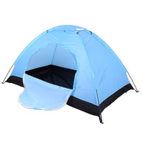 Portable Beach Tent Sun Shade Shelter Outdoor Hiking Travel Camping Napping Large Space Tents Camping Ultralight