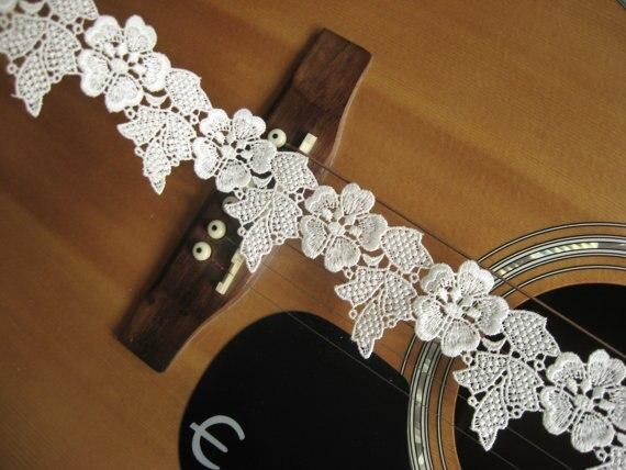 off white font b bridal b font lace trim font b wedding b font dress trim