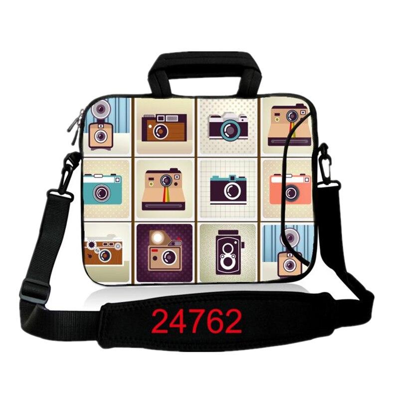 9.7 11.6 13.3 14.4 15.4 17.4 inch Camera Laptop Shoulder Strap Bag Tablet Messenger Sleeve Case For Acer Asus Dell HP X1
