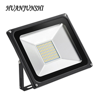 Toptan LED Işıklandırmalı 50 W IP65 AC220V Su Geçirmez Soğuk beyaz/sıcak beyaz Bahçe Işık Dış Spot LED Sokak 5 adet