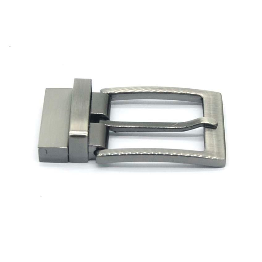 High Quality Zinc Alloy Brand Luxury Men's Belt Buckle Men Pin Buckle Brand Designer Leather  Waistband Buckles No Belt 3.5cm