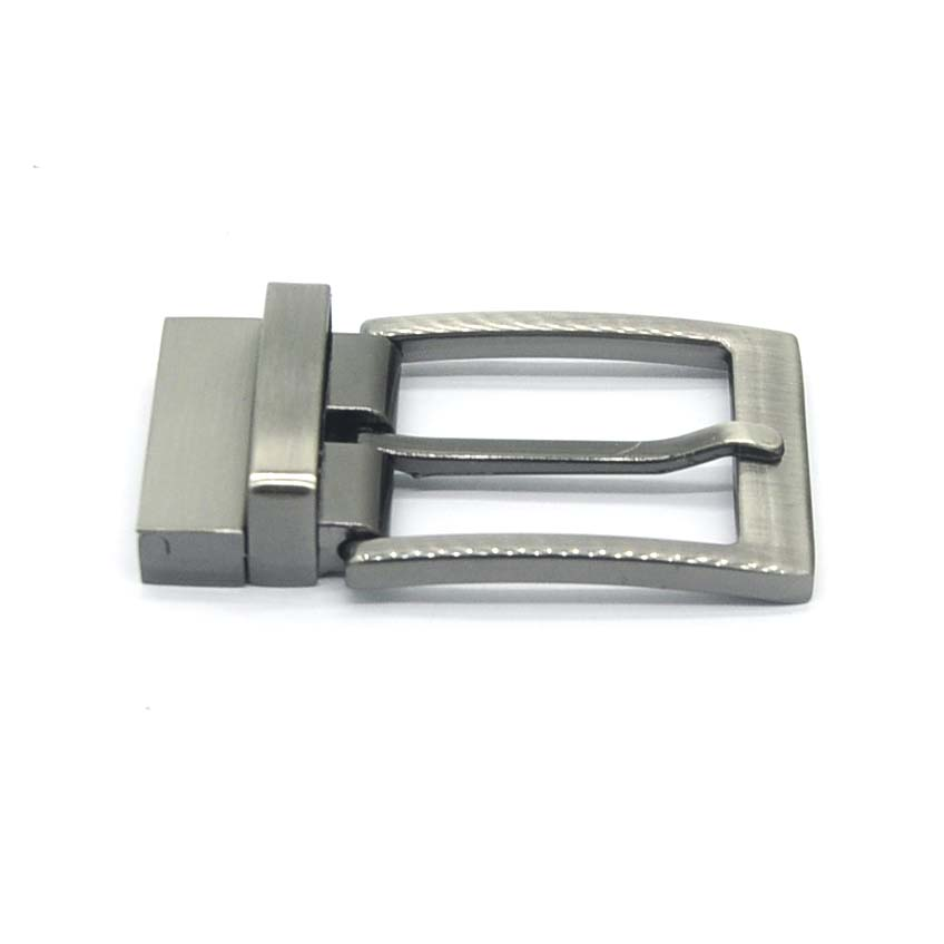 BEN/' Buckle Nickel Plate Finish To Fit 40mm Wide Belt