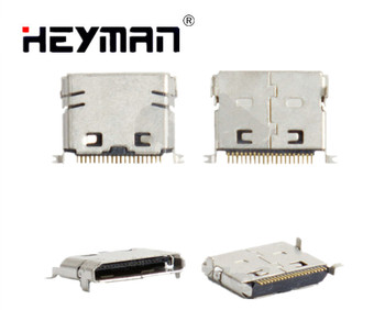 Heyman Charge Connector for Samsung D520,D800,D820,D830,D840,D900,D900B,E250 E250,E480,E490,E500,E690,E780,E840,E870,E900,F330 image