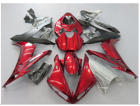 Painted red yellow Motorcycle frame fairing kit For Yamaha YZF R1 04 06 YZFR1 YZF R1 Bodywork Fairings Injection Cover 2005