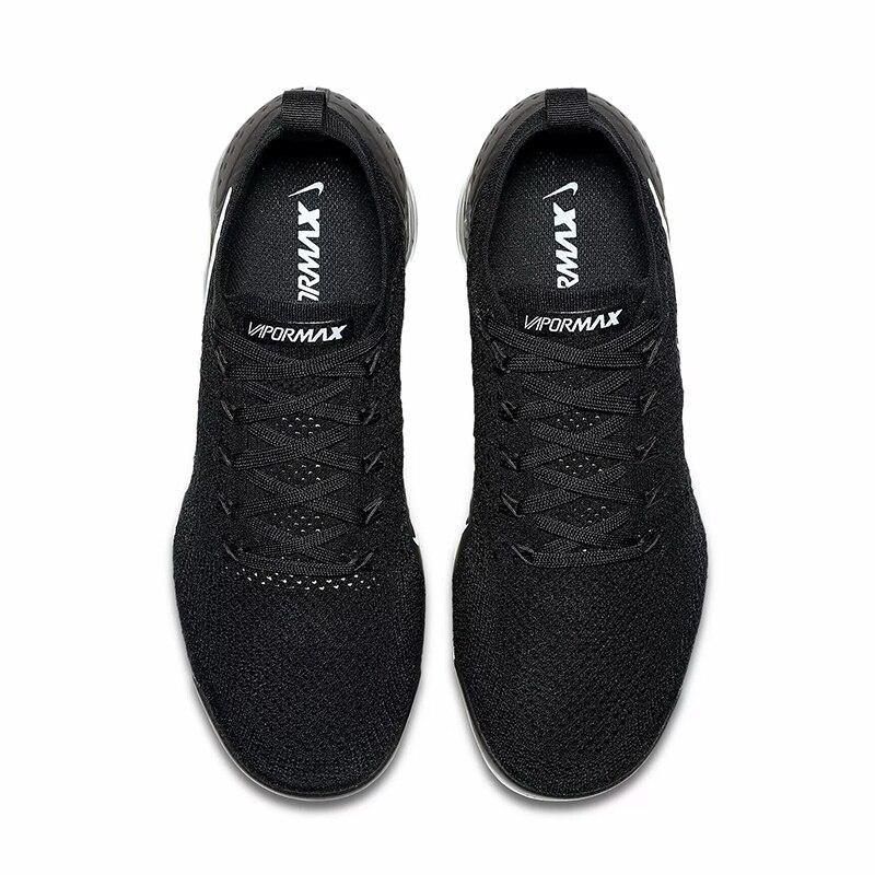 D'origine NIKE AIR VAPORMAX FLYKNIT 2.0 Authentique Hommes chaussures de course Respirant Sport baskets d'extérieur Durable de Sport 942842 - 4