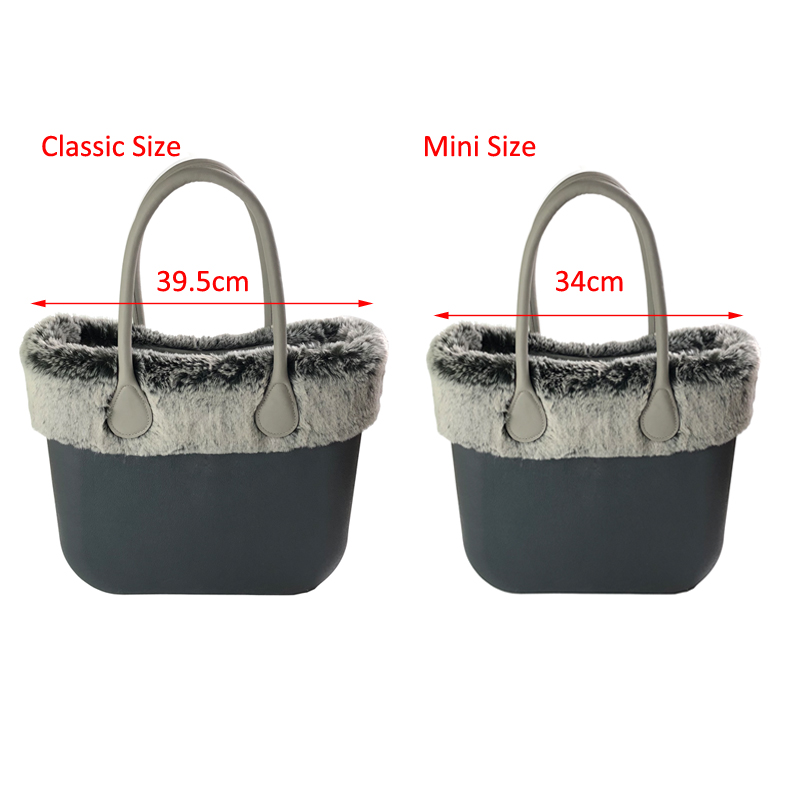3338d94a15f0 Handbags Type   Totes Lining Material   Faux Fur Number of Handles Straps    None Decoration   None Style   Casual Gender   Women Pattern Type   Solid