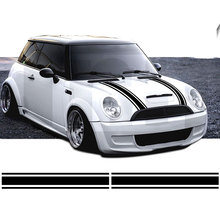 Buy Mini Cooper Bonnet Stripes And Get Free Shipping On Aliexpresscom