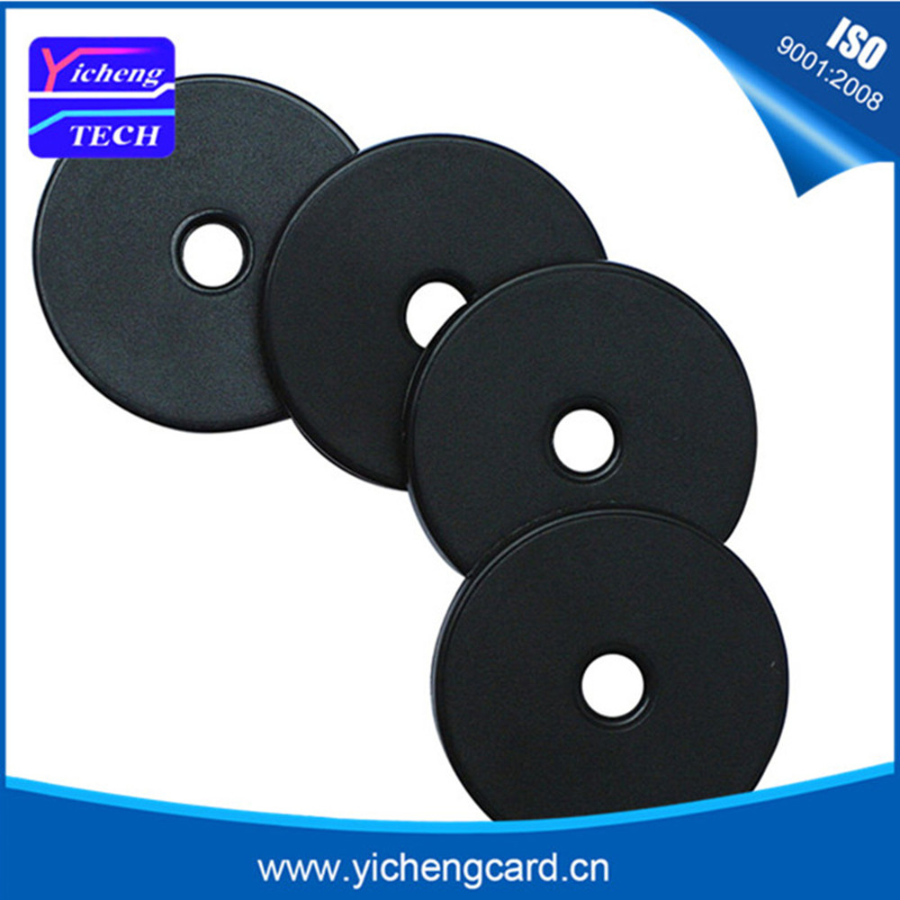 Free shipping 5pcs /lot Waterproof 125KHz RFID Tag EM4100 for Access Control Contactless ID Card ABS Coin Disk Token hw v7 020 v2 23 ktag master version k tag hardware v6 070 v2 13 k tag 7 020 ecu programming tool use online no token dhl free