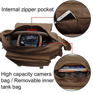 Image 5 - DSLR Camera Shoulder Bag Sling Photo Video Soft Bags Pack Travel Protective Case for Nikon Canon Sony Pentax Olympus Panasonic