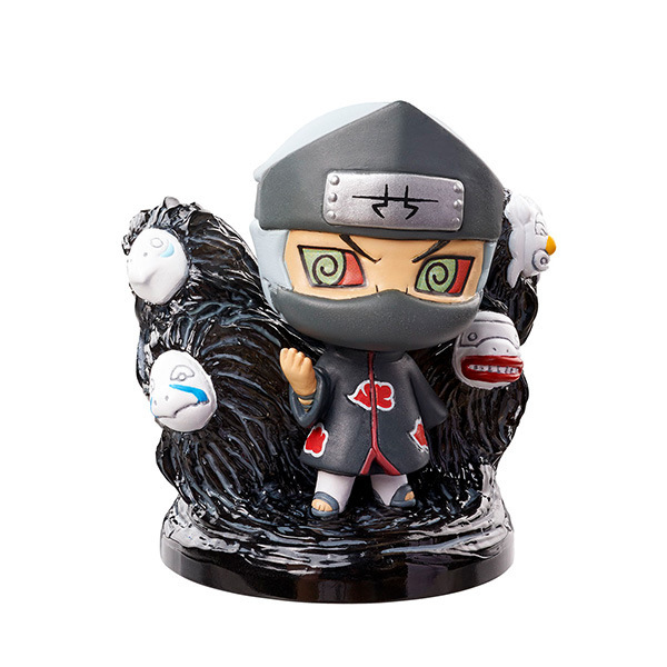 6pcs/set Anime Naruto Shippuden 6cm Action Figure Model Toys