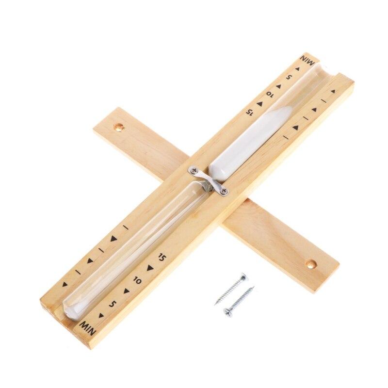 Original Sanduhr 15 Minuten Sauna Sand Glas Uhr Orange Wand Montage Sand Timer R06 Drop Schiff Grade Produkte Nach QualitäT Messung Und Analyse Instrumente