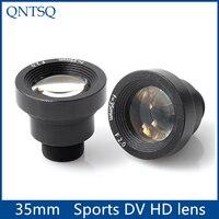 New Starlight 1/3'' 35mm CCTV IR MTV Lens m12 Mount F2.0 For Security Video Cameras,Sports DV HD lens