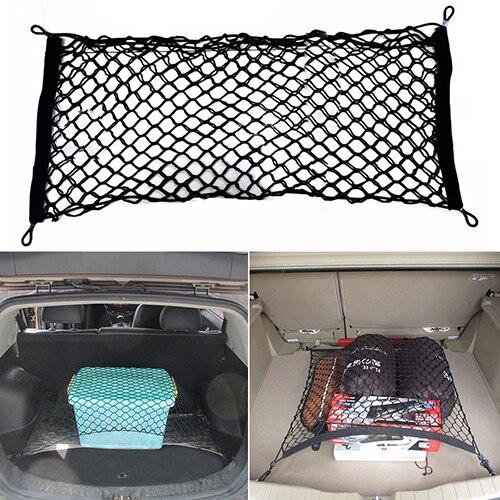 Багажник автомобиля Грузовой сетка держатель для хранения 4 крюк для ВАЗ 2104 2109 2111 2121 4x4 EL лада калина LARGUS Priora революция