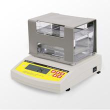 AR-300K złota czystości Tester miernik gęstości może wykrywać różne metali szlachetnych tanie tanio Stałe niusiwen Elektryczne 300g 0 005g 0 001g cm3