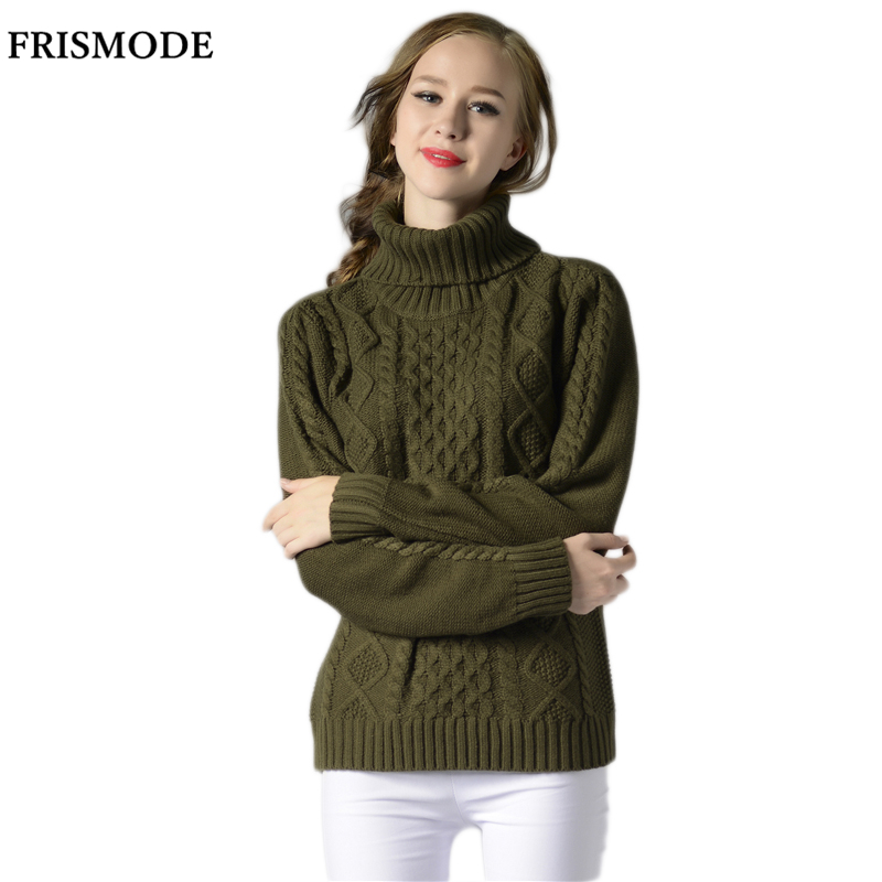 Buy Cable Knit Turtleneck And Get Free Shipping On Aliexpress
