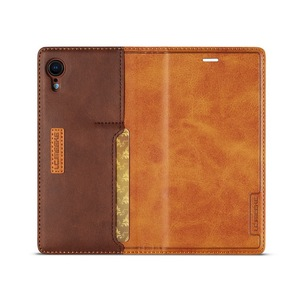 Image 5 - Từ Da Thật Chính Hãng Da Flip Wallet Dành Cho iPhone XR 7 XS Tối Đa Trường Hợp Loại Thẻ Cho Coque iPhone X 8 Plus 11 12 Pro
