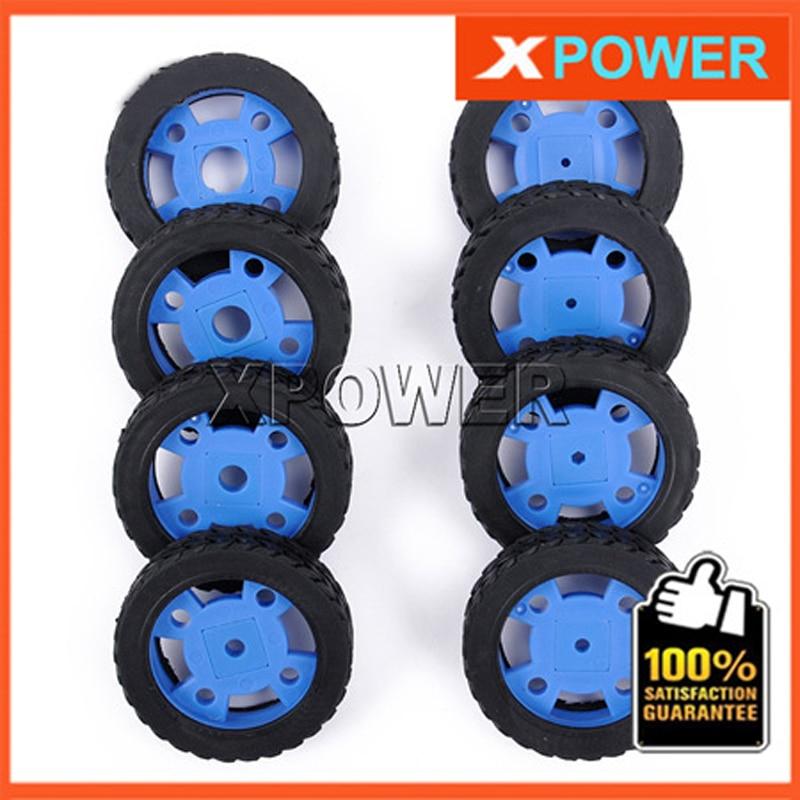 Free shipping For Robot 4pcs No.1 1401 Rubber Wheel Tire Aperture 2-10mm Wheel Tyre 47X12mm free shipping wholesale for rc car 4pcs lot no 2 1401 rubber wheel tire aperture 2 10mm toy wheel tyre 70x12mm