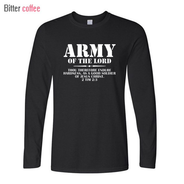 2017 nwe long sleeve valentine s christian army of the lord 2