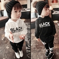 2017 New Kids Boys spring Baby Sweater baby clothes girls Hoodie letters T-shirt
