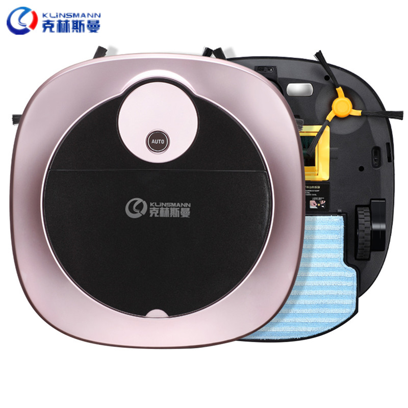 KLiNSMANN Smart Vacuum Cleaner Intelligent Cleaning Robot Cleaner Sweeper APP Control 1200Pa Suction Household Cleaning Tool недорого