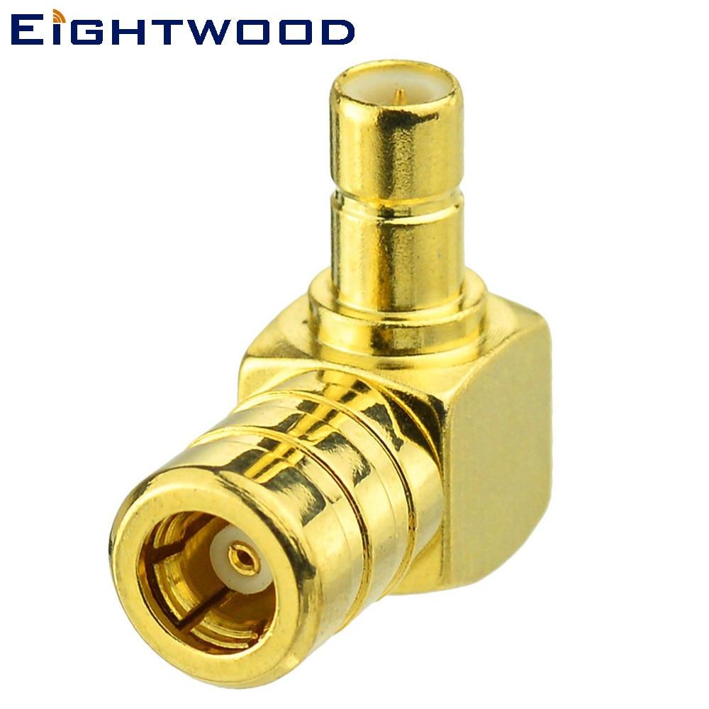 Eightwood DAB + רדיו לרכב אנטנה מתאם SMB נקבה - אלקטרוניקה לרכב