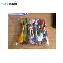 Oneroom нитки для вышивки крестом уникальный стиль аналогичный DMC якорь вышивка крестиком хлопок вышивка крестиком вышивка