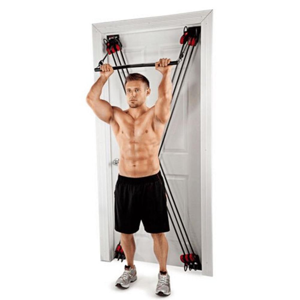Peso X-FACTOR entrenamiento Fitness resistencia Banda X puerta Universal resistencia banda Fitness envío gratuito