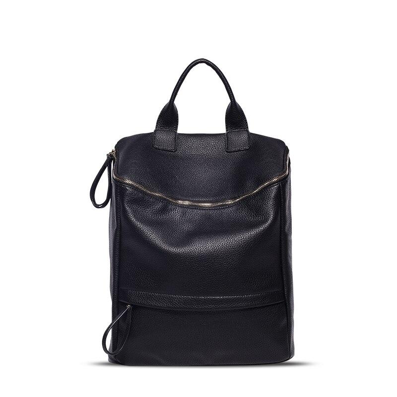 98d175b0645b 2018 Лидер продаж Кожа PU Рюкзак Для женщин модные черные Рюкзаки для подростков  Обувь для девочек