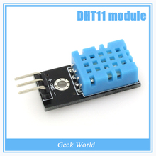 10PCS New DHT11 Temperature And Relative Humidity Sensor Module For Arduino A103