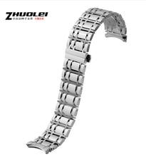 16 мм 20 мм часы аксессуары новый металл часы ремень браслеты для BU1350 BU1366 BU1360 BU1372
