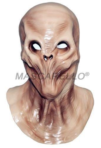 Скелет хищника карнавальный костюм на Хэллоуин Реалистичная маска инопланетянина