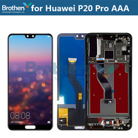 LCD Screen for Huawei P20 Pro LCD Display for Huawei P20 Pro CLT L09 CLT L29 LCD Assembly Touch Screen Digitizer Replacement AAA
