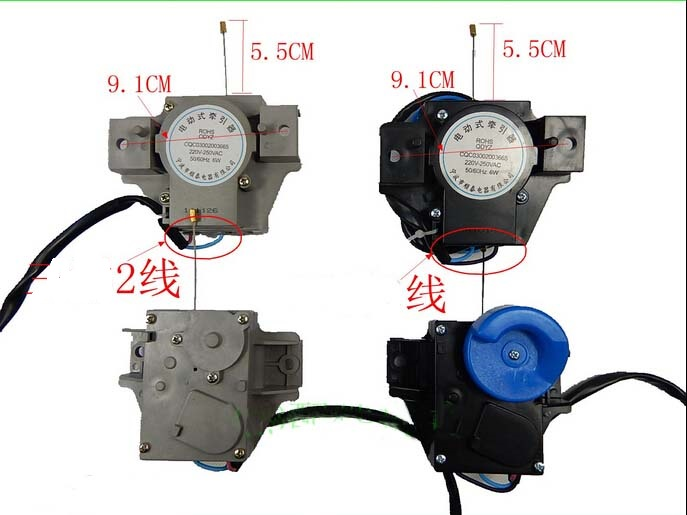 washing machine Traction drain motor XQB50-586/XQB50-M806Z/XQB60-M808 excellent washing machine filter xqb50 728e double 4380a xqs50 728a