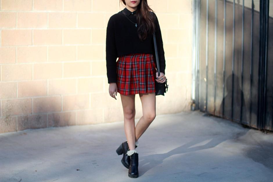 HTB1UcN1GVXXXXc8XXXXq6xXFXXXD - Checkered Skirt Woman PTC 63