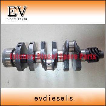 For Isuzu engine Mini Tractor 3LB1 crankshaft + camshaft + engine bearing