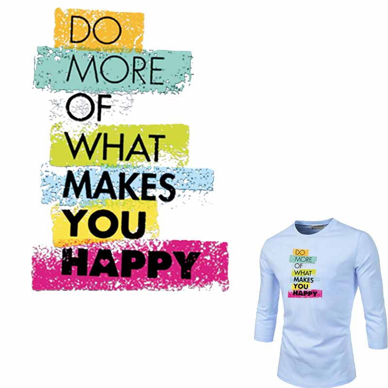 Color words patches for clothing do more of what makes you for What is a color that makes you happy
